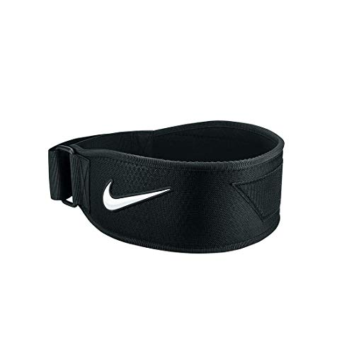 Nike Herren Men's Intensity Hüftgürtel, Schwarz, L
