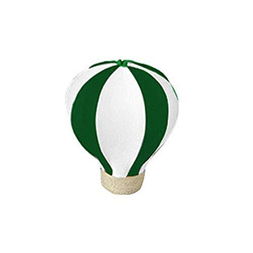 popchilli Globo De Aire Caliente Colorido El Globo Decorativo Grande Simula El Globo, La Decoración De La Ventana De La Boda Centro Comercial Business Atrium Hanging Hot Air Balloon