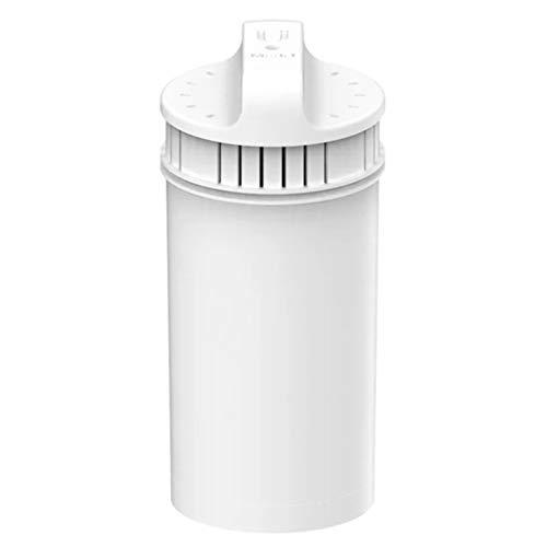 Filtro de agua alcalino Everyday Home Jarra de agua de 1,6 L con filtros de carbón activado, portátil, con filtros, hervidor B