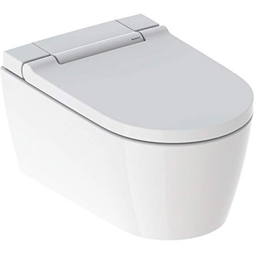 Geberit AquaClean Sela Dusch-WC für die Wandmontage, Farbe:weiß