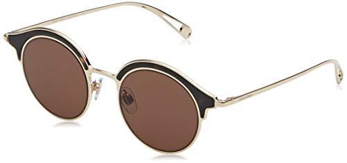 Armani GIORGIO 0AR6071 Gafas de sol, Havana/Pale Gold, 46 para Mujer