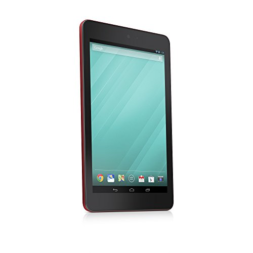 Dell Venue 7 16GB Android Tablet Red (NEWEST VERSION)