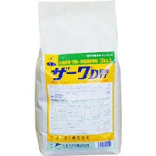 三井化学アグロ ザークD粒剤17 3kg 関東以西用水稲除草剤
