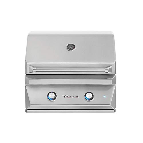 Twin Eagles Built-In Grill with IR Rotisserie (TEBQ30R-C-N), 30-Inch, Natural Gas Gas Grills Natural