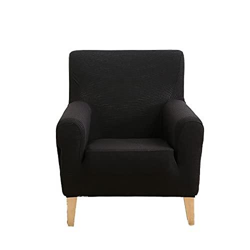 FKRAINSAN Funda de sofá Espesa Impermeable, Cubierta de sofá de Alto Nivel Todo Incluido, diseño de sofá de diseño de Rejilla para Perros para Mascotas Gato,H