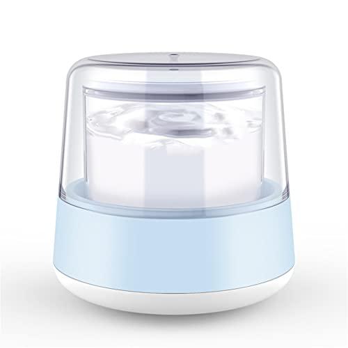 SNJDX Máquina de fermentación de Yogur para máquina de fermentación de Yogur con Revestimiento de Vidrio automático con USB portátil, fermentador de Crema Agria