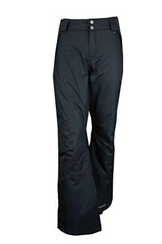 Columbia Arctic Trip Omni-Heat Womens Snow Ski Pants , Black , X-Small