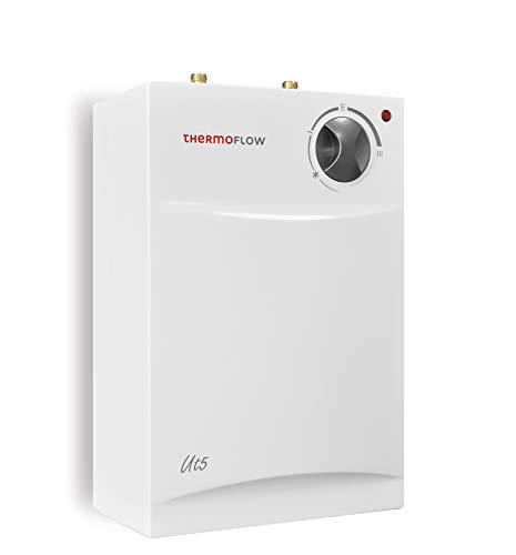 Thermoflow Untertischspeicher 5 Liter, weiß, (H x B x T): 420 x 270 x 180 mm
