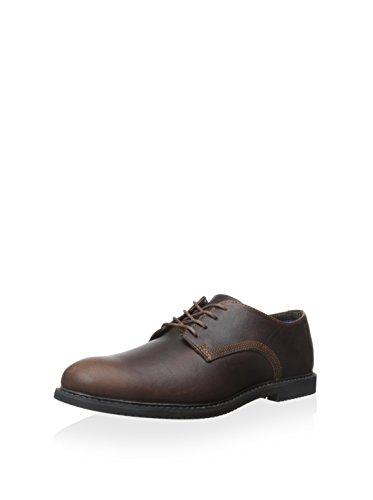 Timberland Coblton Oxford Zapatos casuales o de vestir para hombre 5545A (11, marrón oscuro)