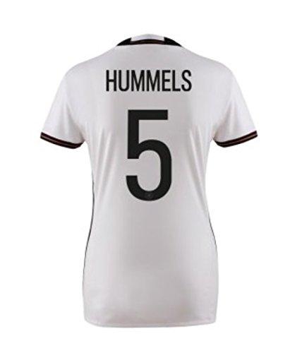 adidas Trikot DFB 2016-2018 Home Damen (Hummels 5, S)