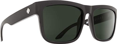 Spy Discord-Negra Gafas, Hombre, 57 17 145