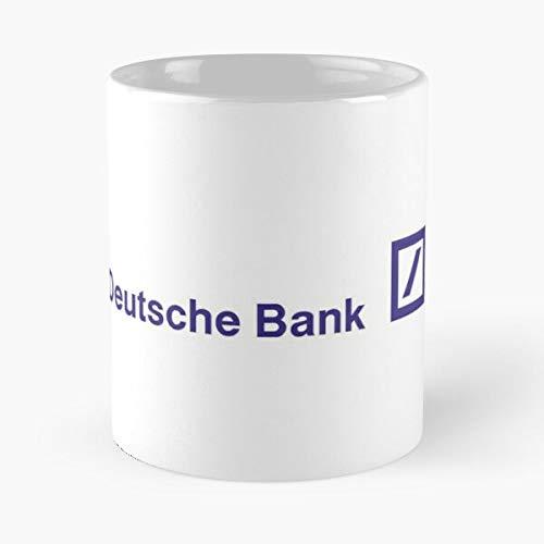Bank Skyscraper Deutsche Germany Frankfurt Etf Investing City Best 11 oz Kaffeebecher - Nespresso Tassen Kaffee Motive