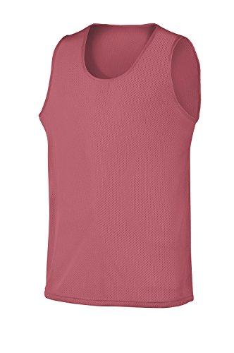 RHINOS sports Leibchen | ohne Logo | pink | L