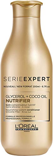 L'Oréal Professionnel Serie Expert Glycerol + Coco Oil Nutrifier Conditioner, 1er Pack (1 x 200 ml)