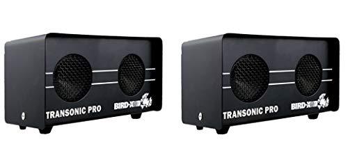 Bird-X Transonic Pro Electronic Pest Repeller (Pack of 2)