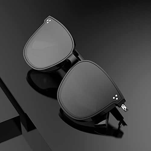Rawikan Gafas inteligentes Inteligente Bluetooth 5.0 Ai Eyewear Tws Wireless Music Auriculares Anti-Azul Polarizado Lente Gafas de sol Polarizedlens