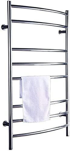 ADSE Calentador de Toallas, toallero eléctrico Inteligente con calefacción, radiador de Acero...