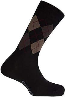 Lana Rombo-Club Calcetines cortos para Hombre