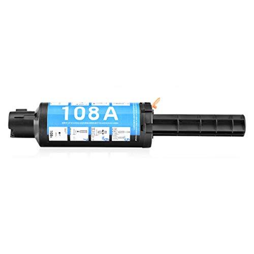 AXAX Tóner Compatible con reemplazo de Cartucho de tóner HP W1108A para HP Laserjet NS1020A 1020C 1020W MFP 1005A 1005C 1005W Impresora, impresión Lisa para el hogar de l Black