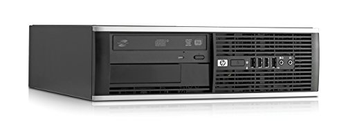 HP Elite 8100 – Intel Core i3-530 | 4 Go DDR3 | 120 Go SSD | Displayport | Windows 10 Multi-Language – Ordinateur de bureau (reconditionné)