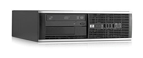 HP Elite 8100 - Ordenador de sobremesa (Intel Core i3-530, 4 GB DDR3, 120 GB SSD, DisplayPort, Windows 10 Multi-Language (reacondicionado)