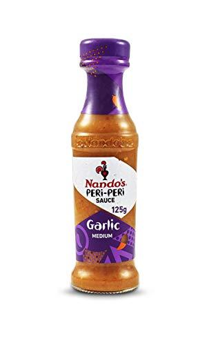 Nando´s Peri Peri Sauce Garlic, 1er Pack (1 x 118 g)