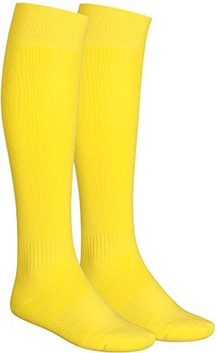 Derbystar Stutzenstrumpf, Senior, gelb, 6325050500 ,42-47