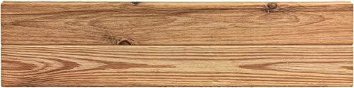 120 x 30 | Holzoptik | Wandverkleidung Steinoptik Wandpaneele (ST 696-320)