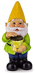 Gifts-that-Start-with-G-Garden-Gnome-Decor