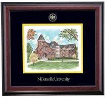 OCM Prestige Framed Artwork Bargain for Millersville University Max 59% OFF Marauder