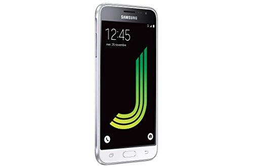 """Samsung Galaxy J3 – Smartphone de 5"""", Color Blanco"""