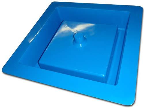Concrete Sink Mold - Shallow Vanity Vessel Box