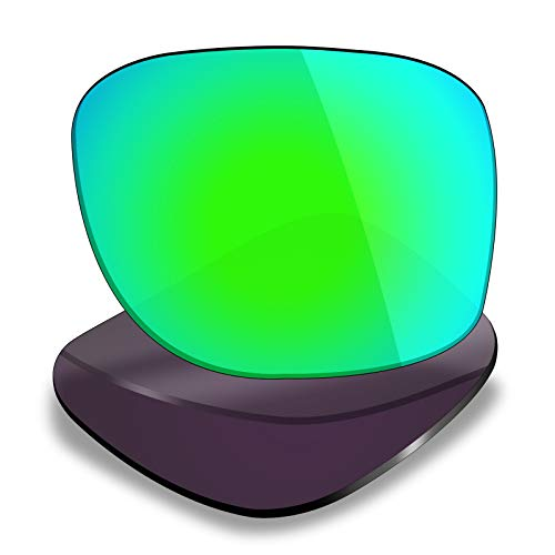 Mryok - Lentes de repuesto para gafas Oakley Holbrook. -  Verde -  talla única