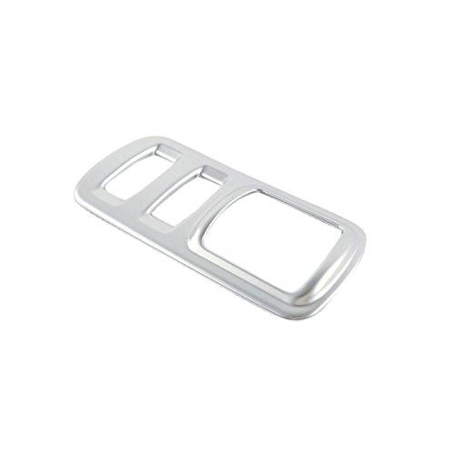 ABS mat Intérieur Phare Lampe frontale pour interrupteur Bordure pour accessoire de voiture RNKD