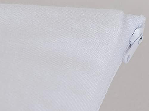 Almohada de Doble Funda Antibacteriana, Reductora Viral y Anti olores de Firmeza Media-Alta de Velfont (Almohada 150cm)