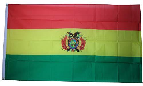 Bolivien Flagge Fahne 90 * 150 cm