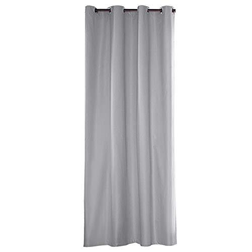 FXDCQC Waterproof Outdoor Tent, Insulation Shading Tent, 1 Panel, Suitable For Pavilion Pergola Terrace Sunshade, Grey(137×244cm)