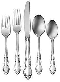Oneida Fine Flatware Dover 68 Piece Service For 12