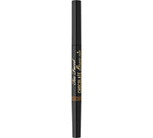 Too Faced Chocolate Brow-nie Cocoa Powder Brow Pencil - Deep Brown