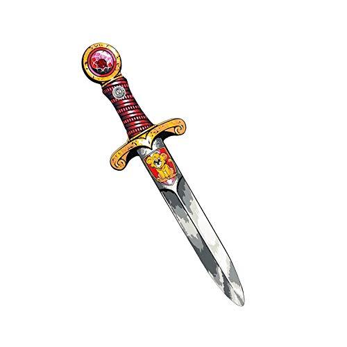 Liontouch 12012LT Mini Espada de león para niños, Rojo   Juego de simulación con Juguete de Espuma