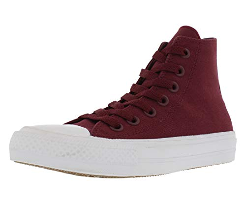 Converse Chuck Taylor All Star - Zapatillas unisex para adultos, color Rojo,...
