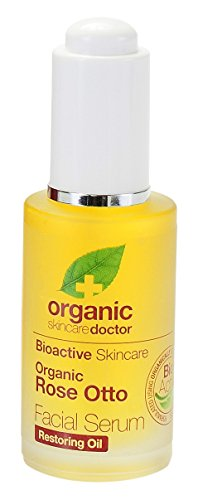 Dr.organic Organic Rose Otto Facial Serum 30ml