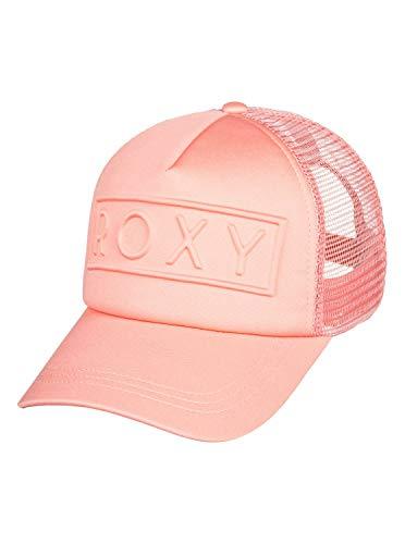 Roxy Brighter Day - Gorra Trucker para Mujer Gorra Trucker, Mujer, Terra Cotta, 1SZ