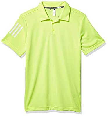 adidas Golf 3-Stripes Polo