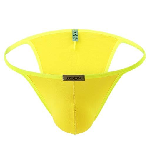 M-XL Herren Strings Sexy Slips Unterwäsche Männer Unterhose Briefs Underwear Panties Unterhosen Retroshorts Underpants CICIYONER