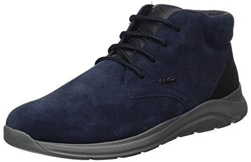 GEOX U DAMIANO B NAVY Men's Boots Desert size 42(EU)