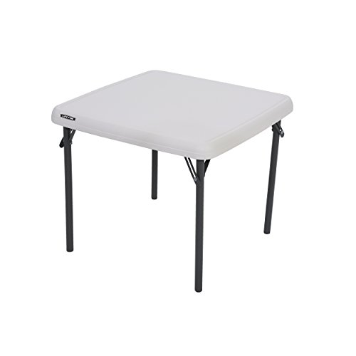 Lifetime 80425 Kids Folding Table, Almond, 24""