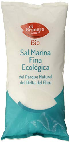 Granero Integral Sal Marina Fina Bio - 1 kg
