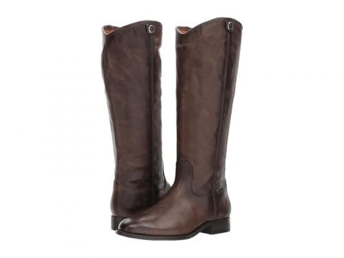 必要としているインシュレータパブFrye(フライ) レディース 女性用 シューズ 靴 ブーツ ロングブーツ Melissa Button 2 - Slate Extended [並行輸入品]