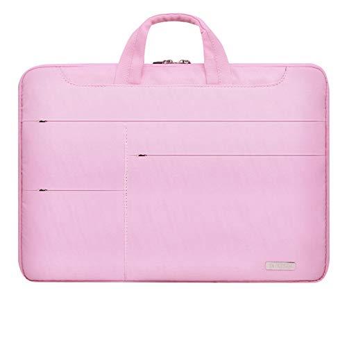 Computer Bag Notebook Bag Liner Bag Laptop Bag 11 inch 12 inch 13 inch 14 inch 15 inch 15.6 inch Mannen en Vrouwen Computer Beschermende Cover 12inch Multilayer Style-cherry Pink